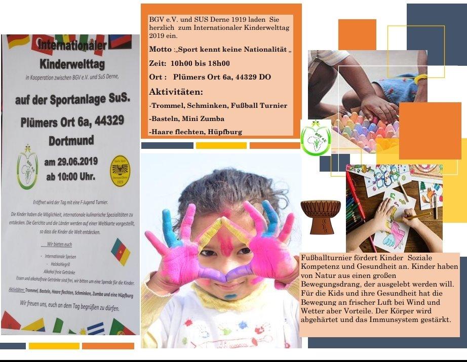 Kinderwelttag 2019